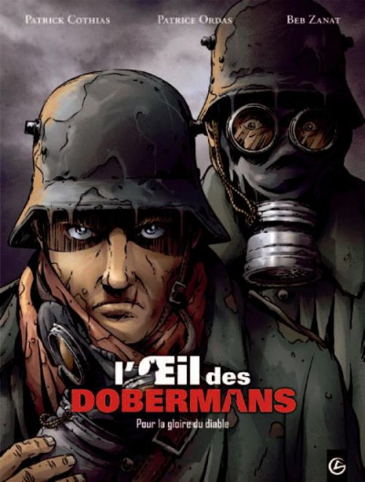 Couverture l'oeil des dobermans tome 1 - pour la gloire du diable