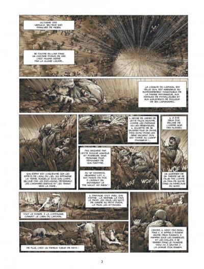 Page 1 l'oeil des dobermans tome 1 - pour la gloire du diable