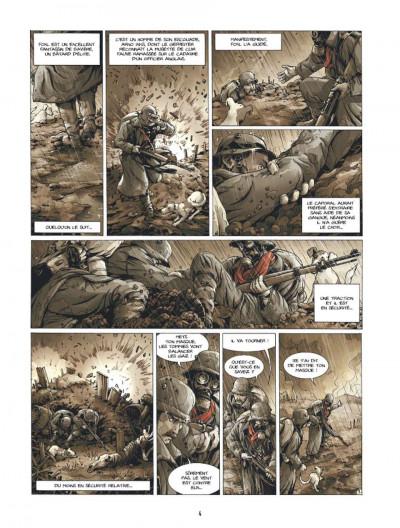 Page 2 l'oeil des dobermans tome 1 - pour la gloire du diable