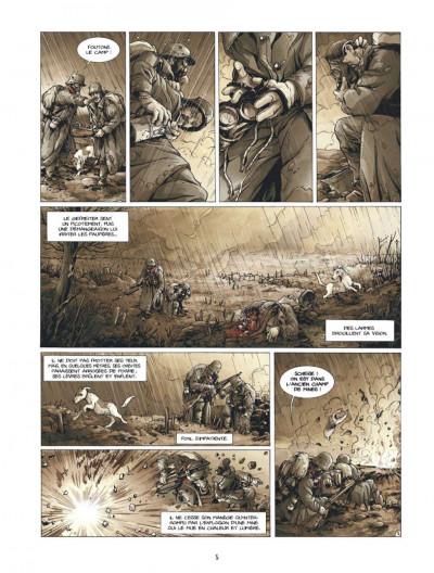 Page 3 l'oeil des dobermans tome 1 - pour la gloire du diable