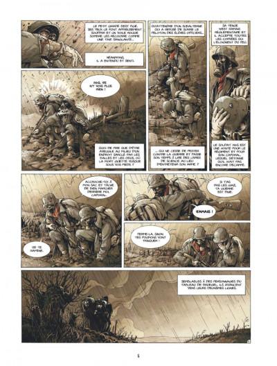 Page 4 l'oeil des dobermans tome 1 - pour la gloire du diable
