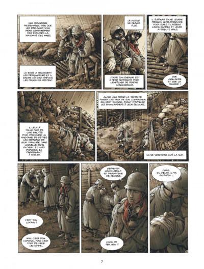 Page 5 l'oeil des dobermans tome 1 - pour la gloire du diable