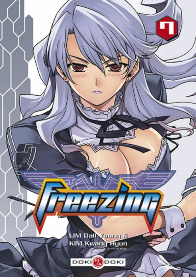 Couverture freezing tome 7