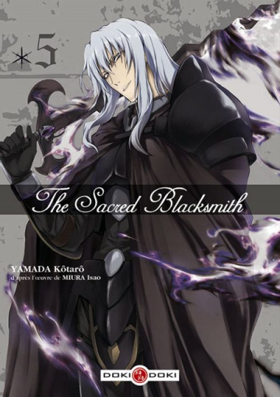Couverture the sacred blacksmith tome 5