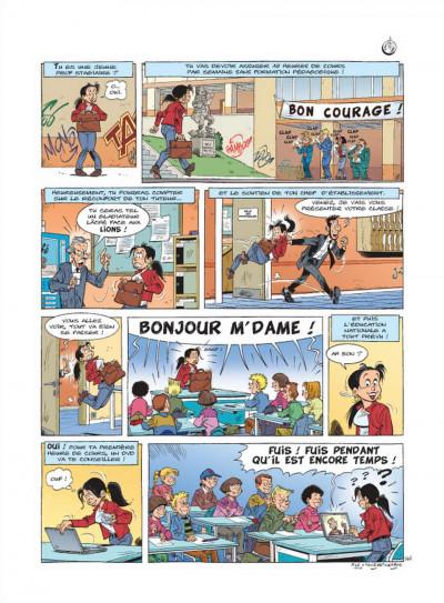 Page 5 les profs T.14 - buzz scolaire