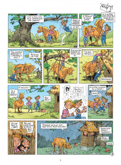Page 1 Zoé et Pataclop T.2