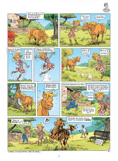 Page 3 Zoé et Pataclop T.2