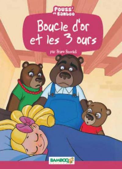 image de Boucle d'or et les 3 ours