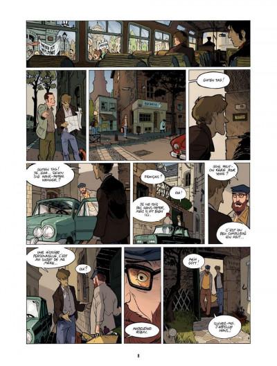 Page 8 l'enfant maudit tome 2 - la marque 0