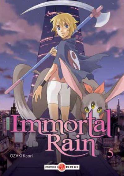 image de immortal rain tome 5