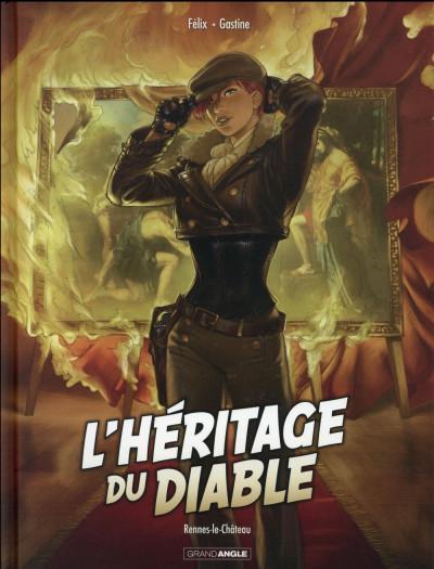 image de L'héritage du diable tome 1 - édition 2016