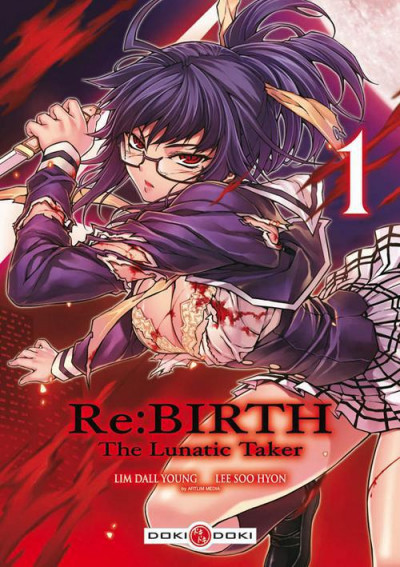 image de re:birth - the lunatic taker tome 1