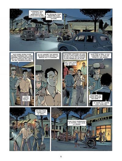 Page 5 la rafale tome 1 - les rails rouges