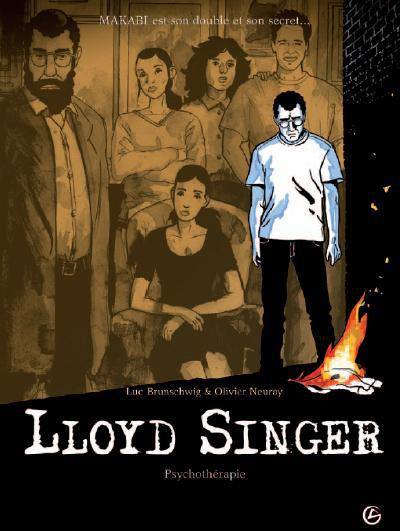 image de lloyd singer tome 7 - psychothérapie
