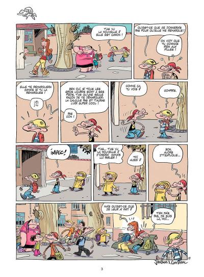 Page 4 le p'tit coach tome 1 - celui qui sait tout... ou presque