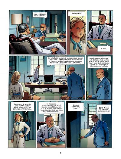 Page 6 une tragédie grecque tome 1 - deux soeurs