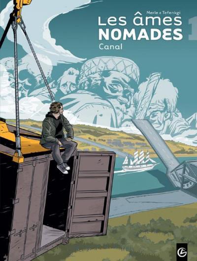 image de les âmes nomades tome 1 - canal