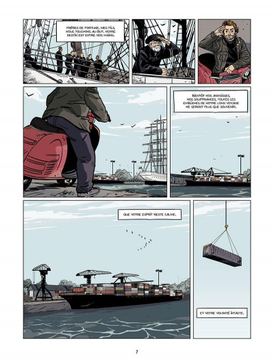 Page 6 les âmes nomades tome 1 - canal