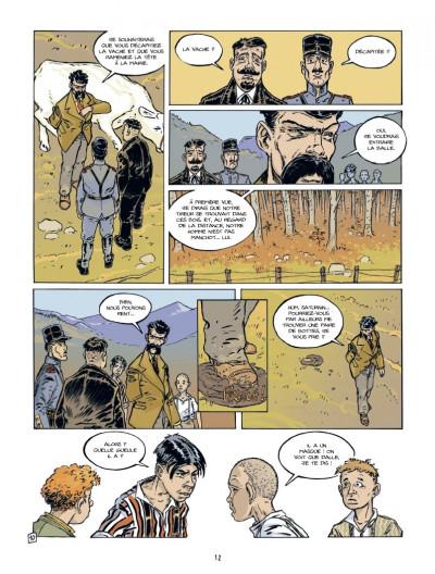 Page 0 pour un peu de bonheur T.1 - Félix