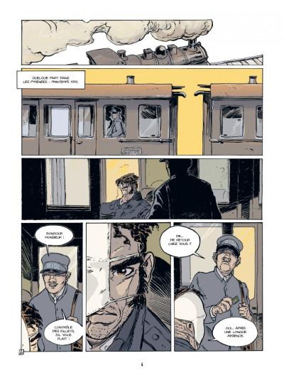 Page 2 pour un peu de bonheur T.1 - Félix