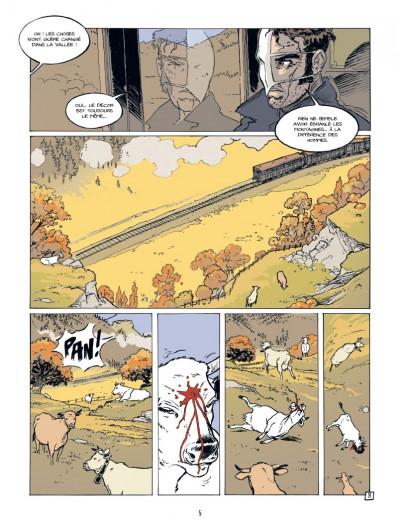 Page 3 pour un peu de bonheur T.1 - Félix