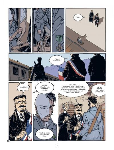 Page 4 pour un peu de bonheur T.1 - Félix