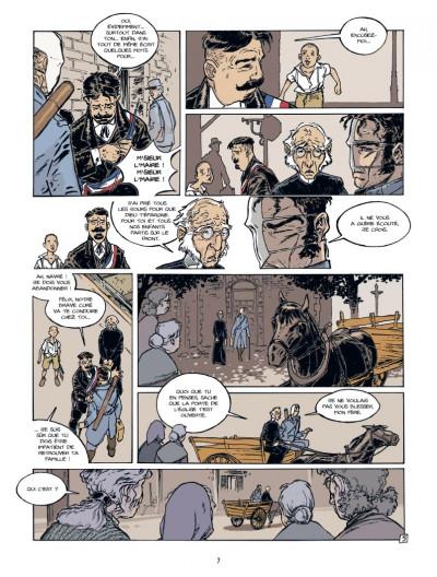 Page 5 pour un peu de bonheur T.1 - Félix