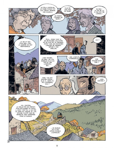 Page 6 pour un peu de bonheur T.1 - Félix