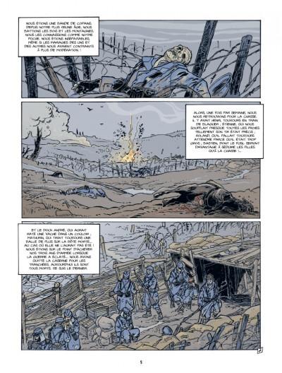 Page 7 pour un peu de bonheur T.1 - Félix