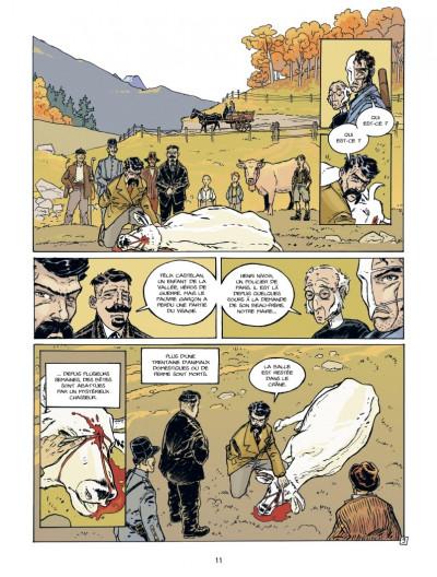 Page 9 pour un peu de bonheur T.1 - Félix