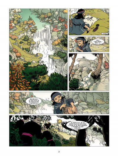 Page 4 Ling Ling tome 2 - les lanternes roses