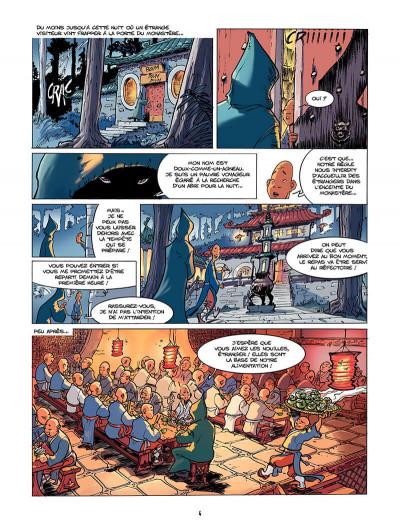 Page 5 Chinn tome 2 - le monastere de la vieille forêt