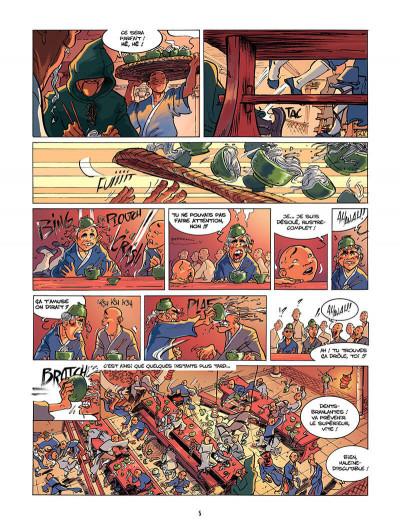 Page 6 Chinn tome 2 - le monastere de la vieille forêt