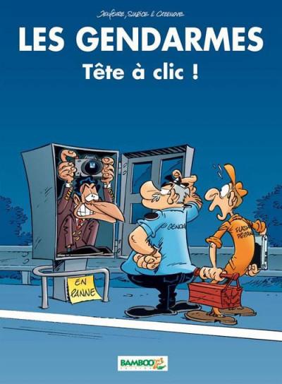 image de les gendarmes tome 0 - tête à clic ! - édition spéciale