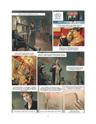 Page 4 l'ambulance 13 T.2 - au nom des hommes