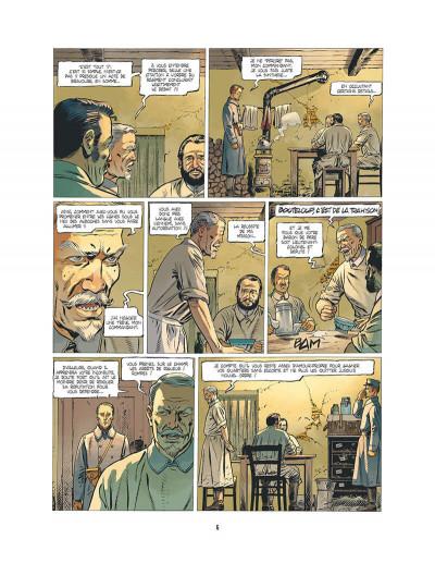 Page 7 l'ambulance 13 T.2 - au nom des hommes