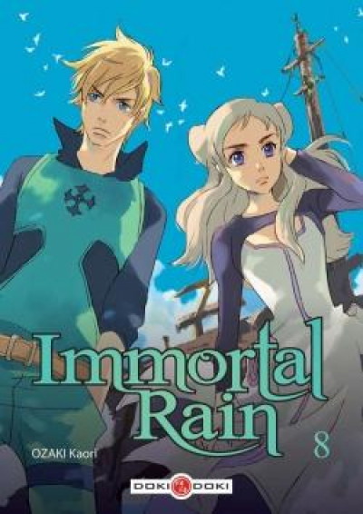 image de immortal rain tome 8