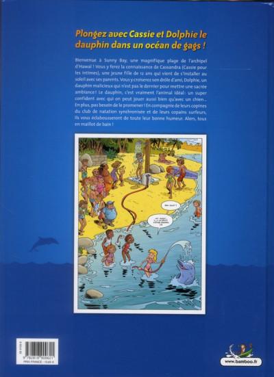 Dos Sunny Bay tome 1 - un amour de dauphin