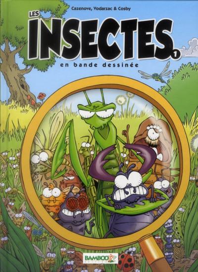 image de Les insectes en BD tome 1
