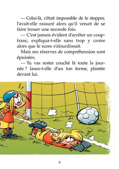 Page 3 Les petits footmaniacs - roman poche tome 1
