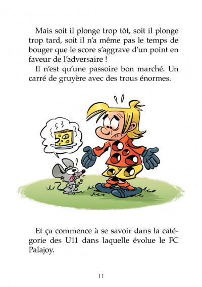 Page 5 Les petits footmaniacs - roman poche tome 1