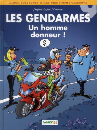 image de les gendarmes tome 9 - un homme d'honneur !