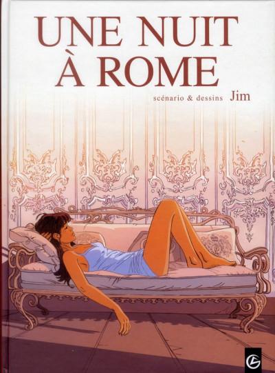 Couverture Une nuit à Rome tome 1