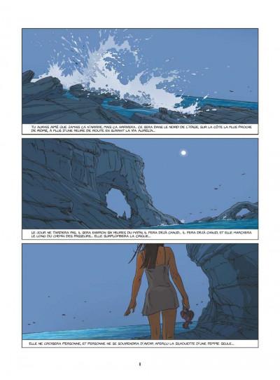 Page 3 Une nuit à Rome tome 1