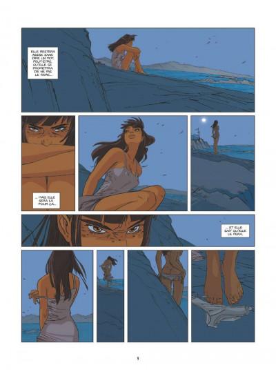 Page 4 Une nuit à Rome tome 1