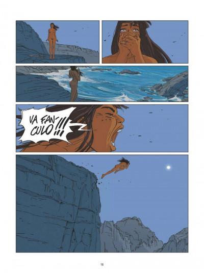 Page 5 Une nuit à Rome tome 1