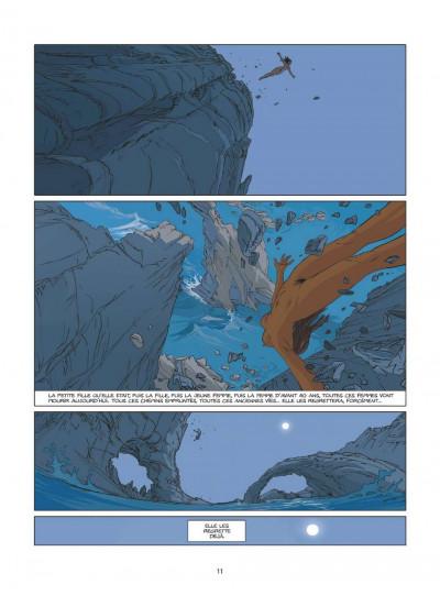 Page 6 Une nuit à Rome tome 1