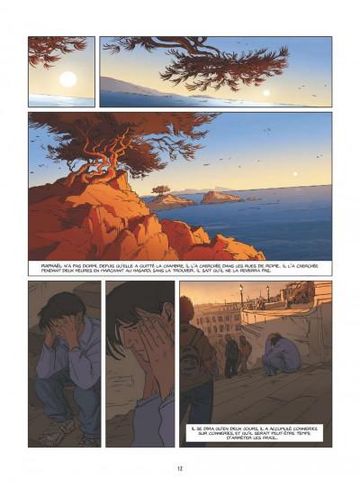 Page 7 Une nuit à Rome tome 1