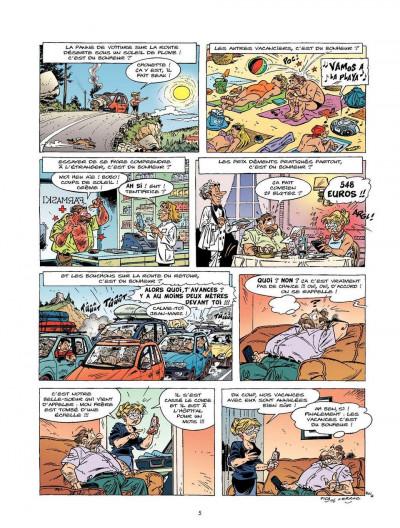 Page 2 les profs ; best or ; en vacances