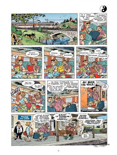 Page 3 les profs ; best or ; en vacances